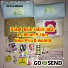 Paket kain kafan L150cm P&W